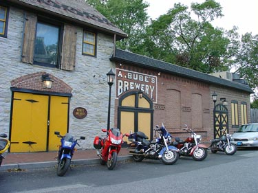 Bubes Brewery, Mount Joy Pennsylvania.